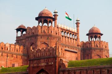 Keuken foto achterwand India Red Fort India