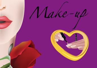 make-up- estetica