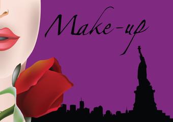 make-up america