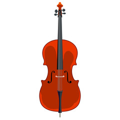 Cello Vektor