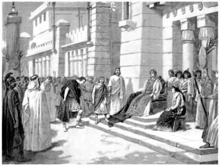 Antiquity : a Queen