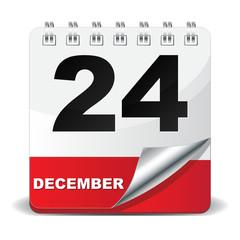 24 DECEMBER ICON