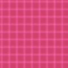Vector seamless pattern in pink cell