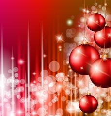 Elegant Classic Christmas flyer
