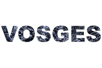 Vosges Texte