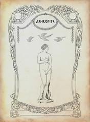 Aphrodite illustration