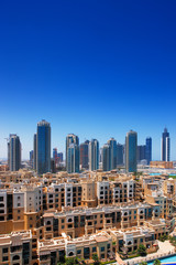Downtown Dubai is a popular and expensive neighborhood