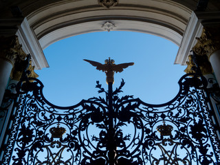 gate to Winter Palace