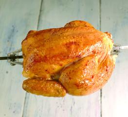 kızarmış tavuk