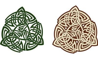 Celtic triskell