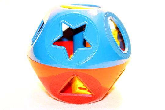 Steckwürfel Spielzeug