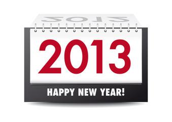 Happy New Year! Calendar