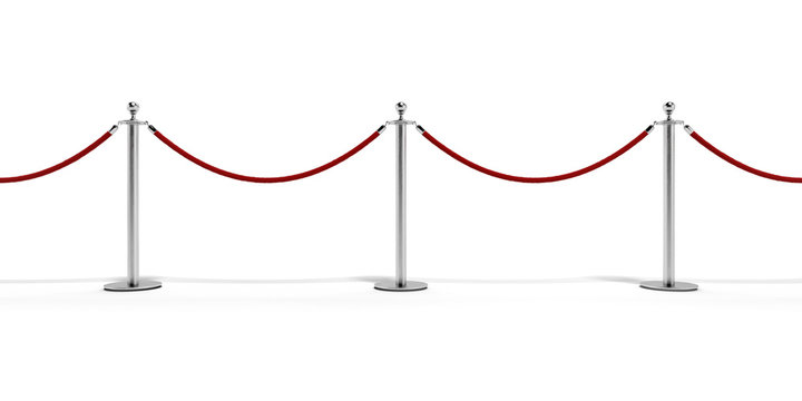 Tiled  stand barriers