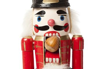 Festive Christmas NutCracker