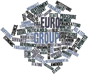 Word cloud for Euro Group