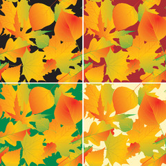 Foliage backgrounds