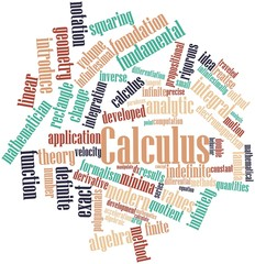 Word cloud for Calculus