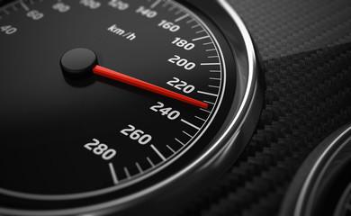 Compteur de vitesse 1