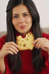 comiendo esposa caliente