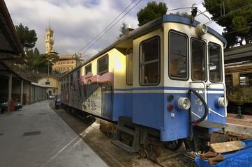 Trenino di Casella di Genova