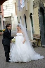 Sposi nei vicoli