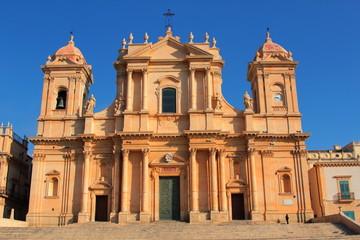Sicilia, Noto  la Cattedrale