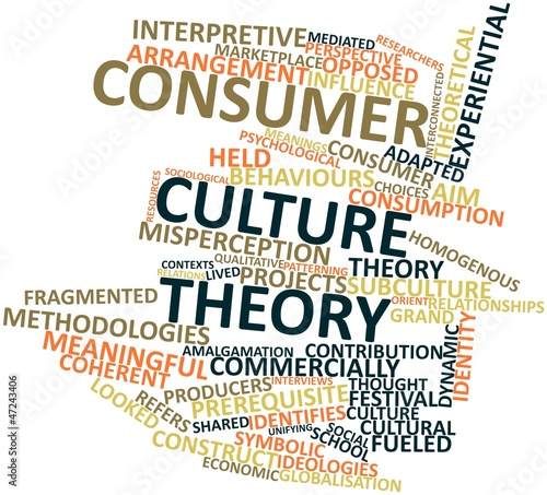 identity and consumer culture Full-text paper (pdf): spirituality, moral identity, and consumer ethics: a multi-cultural study.