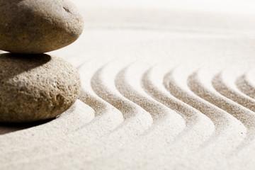 Obraz waves of meditation - fototapety do salonu