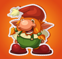 Gnome sticker