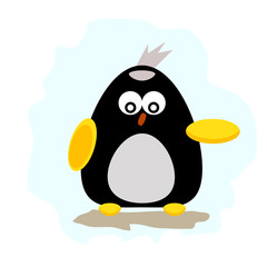 penguin cartoon character
