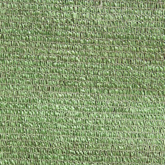 Green fabric texture. Abstract background.