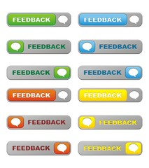 feedback buttons