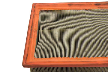 air filter from the vehicle