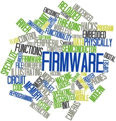 Word cloud for Firmware