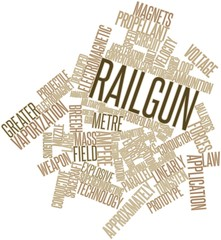 Word cloud for Railgun