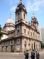Iglesia de la Candelaria in Rio