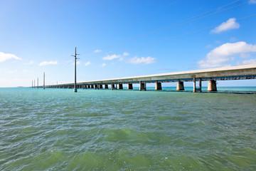 Seven Mile Bridge, Florida Keys, Florida, USA
