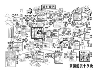 道中すごろく(ゲーム)