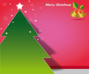 ChristmasTree Bleed card