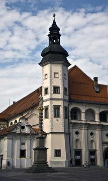 Stadtburg Maribor