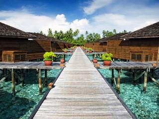 Water Villas, Maldives