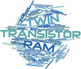 Word cloud for Twin Transistor RAM