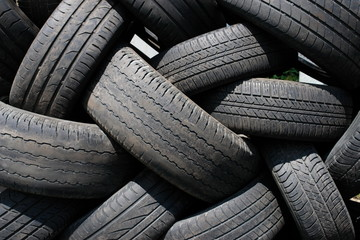 Tyres used