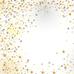 confetti, New Year's celebration - background