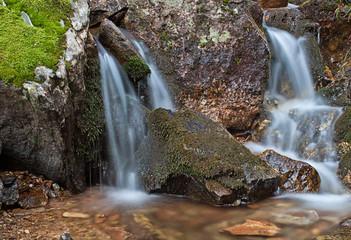 Bachlauf Wasser