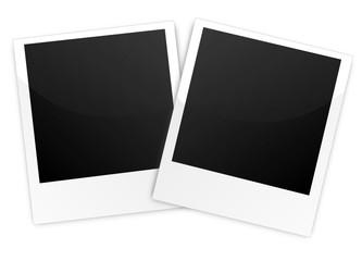 2 Polaroids
