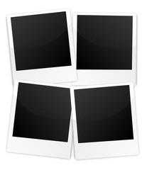 4 Polaroids