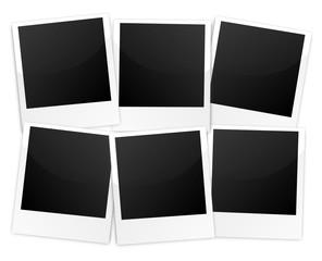 6 Polaroids