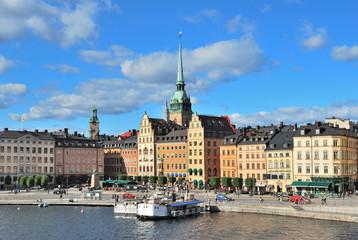 Stockholm,  area Kornhamstorg