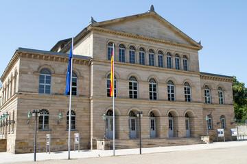 Foto auf Leinwand Oper / Theater Coburg 6535
